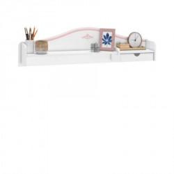 Cilek selena pink manja polica za radni sto ( 20.70.1104.00 )