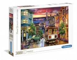 Clementoni puzzle 3000 hqc san francisco ( CL33547 )