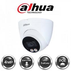 Dahua kamera 4Mpix, 2,8mm, IP kamera, antivandal metalno kuciste ( IPC-HDW2439T-AS-LED-0280B )