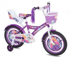 """Dečiji Bicikl Princess 16"""" ljubičasta ( 460122 )"""