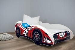 Dečiji krevet 140x70cm(formula1) 4 SPEED ( 7433 )