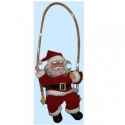 Deda Mraz na baterije LED 30cm ( 41-875000 )