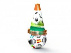 Dema-stil lopta sa čunjevima u mrežici ( DS07945 )