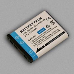 Digi Power LI-40B/42B Li-Ion zamena za OLYMPUS bateriju LI-42B, LI-40B ( 501 )