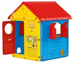 Dolu Kućica za decu - City House indoor - outdoor ( 030184 )