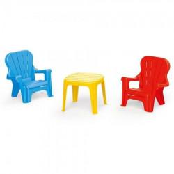 Dolu - Set 2 Stolice i Sto za decu ( 030078 )
