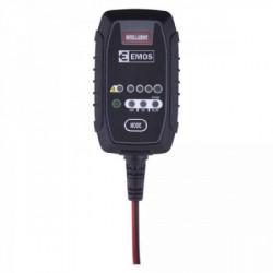 Emos auto program punjač akumulatora sa 6/12v 0,8a n1015 ( 2516 )