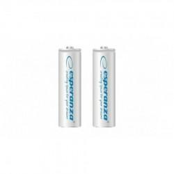 Esperanza EZA103W punjive baterije AA 2000mah 2 kom bele