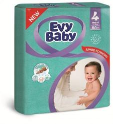 Evy baby pelene giant 4 Maxi 8-18kg 80 kom ( A004740 )