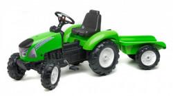 Falk Toys Traktor na pedale Garden Master - zeleni ( 3023ab )