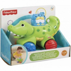 Fisher-price interaktivno vozilo sa zivotinjama ( MAN8160 )