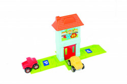 Fisher Price Set parking sa 2 autića ( 018243 )