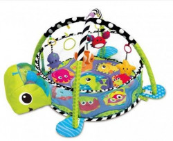 FitchBaby Turtle green sa lopticama podloga za igru ( FB88967 )
