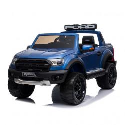 Ford Ranger RAPTOR 4x4 Licencirani Dvosed sa kožnim sedištima i mekim gumama - Plavi