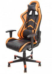 Gaming Chair CH-106 Black/Orange ( CH-106 BO )