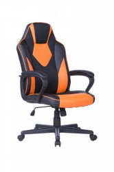Gejmerska stolica Gamerix Storm - ORANGE