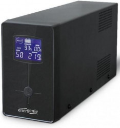 Gembird UPS sa stabilizatorom 650VA 390W LCD EG-UPS-031