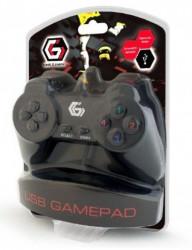 Gembird USB 2.0 digital gamepad black (190) fo JPD-UB-01 **