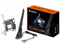 GIGABYTE GC-WBAX200 rev. 1.0 bluetooth + wireless card