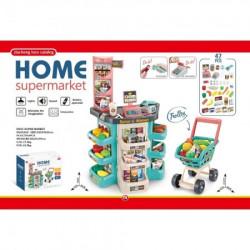 Grander, igračka, supermarket štand, 47 dela ( 870093 )