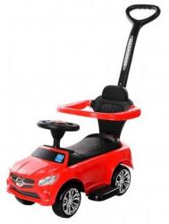 Guralica Auto model 457 sa zvučnim i svetlosnim efektima - Crvena
