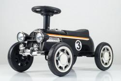 Guralica Retro Auto model 461 sa zvučnim efektima - Crna