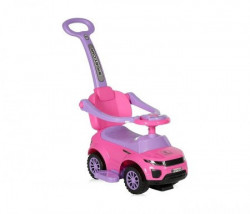 Guralica ride-on auto off road+handle pink ( 10400030004 )