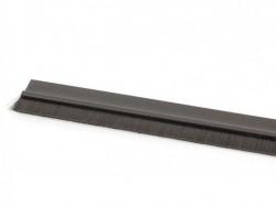 Hausmax lajsna za vrata sa četkom 1000mm pp crna ( 0252497 )