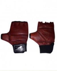 HJ MMA rukavice za borilačke sportove prirodna koža M, L, XL veličine ( ls-sm-mma )