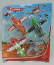 Hk Mini igračka planes, 4 komada ( 6211238 )