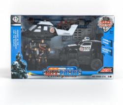 Hk mini igračka, policijski gradski set mini ( A027874 )