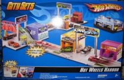 Hot wheels city set u centru grada ( MAFRH28 )