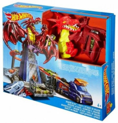 Hot wheels set azdaja ( MADWL04 )