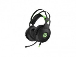 HP Pavilion 600 Gaming Headset BlackGreen ( 4BX33AA )
