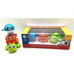 Huile toys igračka drugari za kupanje ( 6510030 )