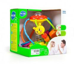 Huile toys, igračka, lopta crvić sa zvečkom ( A016480 )