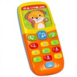 HuiLeToys Muzička igračka Smart music mobile 6+ m. ( HT956 )