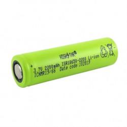 Industrijska punjiva baterija 2200 mAh ( ISR18650/FT/3.7V/2200 )