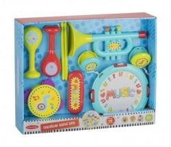 Infunbebe igracka za bebe muzicki bend set (12m+) ( ML6610 )
