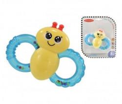 Infunbebe igracka za bebe zvecka (3m+) - pcelica ( A6819 )