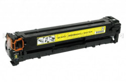 INK Power HP 125A yellow toner kompatibilni ( CB542A-I )
