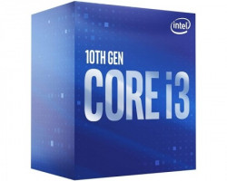 Intel Core i3-10100F 4 cores 3.6GHz (4.3GHz) Box
