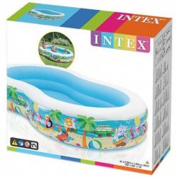 Intex bazen veliki, sa printom, 262x160x46 ( A021857 )