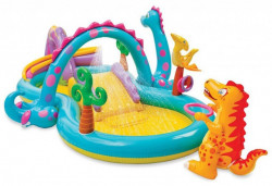 Intex Dino Land Bazen - igraonica za decu ( 57135 )