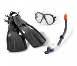 Intex Set za ronjenje - disaljka-naočare-peraja 14+ god ( 55657 )