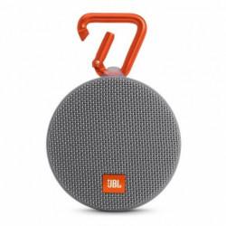 JBL Clip 2 Bluetooth zvučnik - sivi