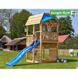 Jungle Gym - Jungle Barn toranj sa toboganom