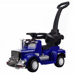 Kamion Guralica 4u1 model 262 na akumulator sa daljinskim upravljanjem - Plava