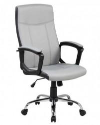 Kancelarijska fotelja 9327 od eko kože - Siva ( 755-981 )