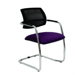 Kancelarijska stolica - 2182/S MAGIX NET ( izbor boje i materijala )